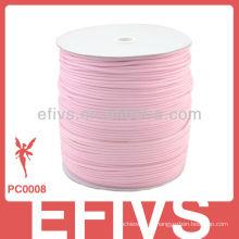 2013 1000-футовая розовая паракордная струна