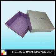 rigid paper jewelry gift box
