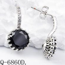 Neueste Styles Ohrringe 925 Silber Schmuck (Q-6860D ...)