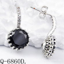 Latest Styles Earrings 925 Silver Jewelry (Q-6860D...)