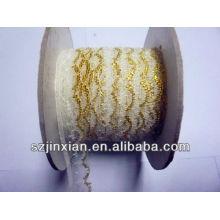 Nylon spandex lace fabric for new design