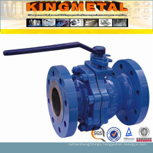 Handle Operated Floating Ball Valve