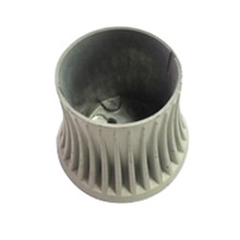 Factory Supply Hot Sale High Quality Die Casting and CNC Machining Painting 8W LED Light Spare Parts