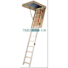 Grand Wooden Folding Loft Ladder