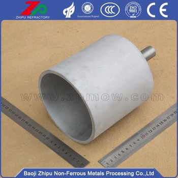 Hot sale molybdenum crucible from Factory