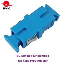 Sc Simplex Singlemode No Ears Type Adaptateur Fibre Optique