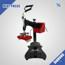 Xinhong Máquina de Transferencia Swing Away Béisbol Cap Máquina de prensa de calor