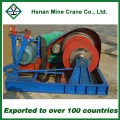 Single Drum Fast Lifting Speed Electric Winch Wire Rope