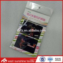Umweltfreundliche kundenspezifische design sticky microfiber lcd screen cleaner