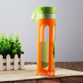 Health drinking Custom glass Sports water Bottle