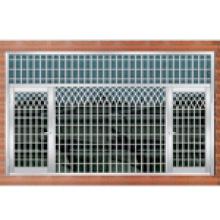 Janela / porta de aço inoxidável / janela de balanço (6735)