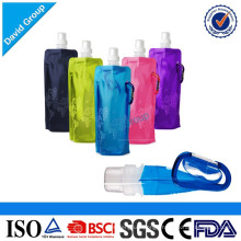 Chinese New Products Supplier Eco-Friendly Foldable Drinking Water Bottle