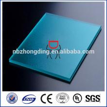 8мм 4'x8' пластик матовый лист поликарбоната лист для украшения