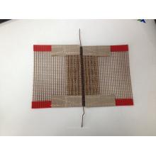 fireproof PTFE COATED OPEN MESH CONVEYOR BELT for medicinal materials drying
