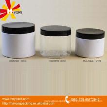 Brosse transparente cosmétiques en plastique à base de plastique PET