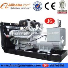 CHINA ELEKTRISCHE GENERATOREN FACTORIES 400KW DEUTZ Land Diesel Genset AUF VERKAUF