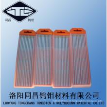 Top Grade Lanthanated tungstênio eletrodos Dia3.2 * 175 Wl10 Wl15 Wl20