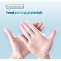 Disposable Powder Free Vinyl pvc Medical Working Gloves