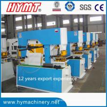 Q35Y-20 máquina de punzonado combinado hidráulico de alta precisión / cizalla de metal