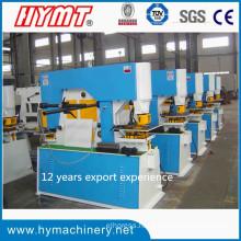 Q35Y-20 high precision hydraulic combined punching machine/metal shearing machine