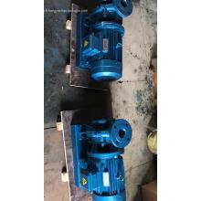 Grande machine de pompe à eau centrifuge agricole horizontale