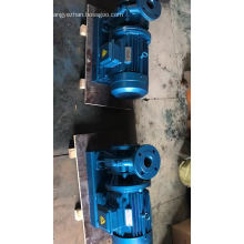 Bomba eléctrica de riego de agua ISW serie 6 pulgadas
