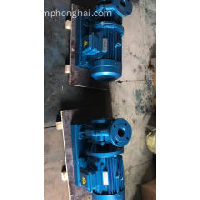 ISW series water pipeline pump