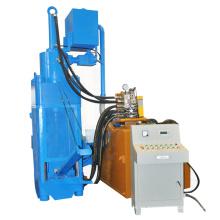 Máquina automática de birquetting de aserrín de metal de fábrica