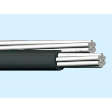 cabo de alimentação do abc cabo isolado do pe / xlpe condutor AAC / ACSR