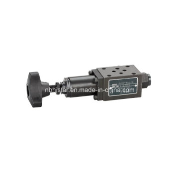 Редукционный клапан суперпозиционного типа серии ZDR-30