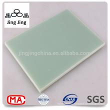 Китай Хорошее качество электрический изоляционный материал FR4 эпоксидная стеклоткань лист, изготовленный Zhejiang Jingjing