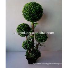 Planta en maceta artificial del precio favorable 2016, plantas artificiales falsas árbol de los bonsais