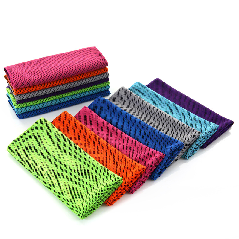 instant cooling towel sweat sports GYM towel