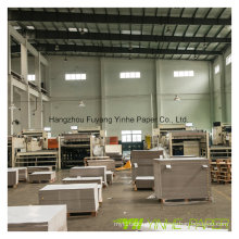 Hansol Quality Duplex Board de Chine Usines de papier avec un prix parfait