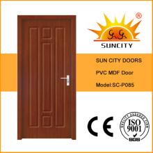 Новая Конструкция ПВХ двери (СК-P085)