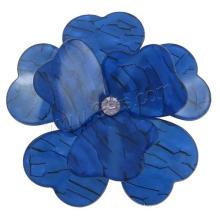 Gets.com acrílico charms pingente de prata antiga diy jóias fazendo