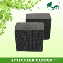 Saling coal based Honeycomb activated carbon from china supplier