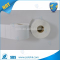 Good quality waterproof blank adhesive thermal label sticker for blood bag