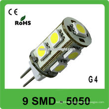 Top Qualität 9 SMD 5050 G4 führte 12V