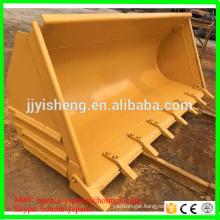 capacity 3 cbm loader bucket wheel excavator