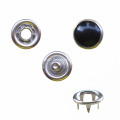 Black Pearl Prong Fastener for Adults Wear