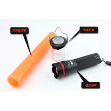 Wiederaufladbare Traffic Baton Taschenlampe LED Taschenlampe