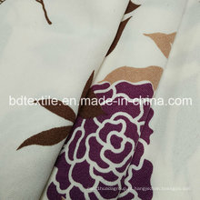 Qualidade máxima! 100% poliéster tecido impresso para pano de mesa