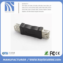USB 2.0 Type A Female To Type A Female Gender Changer Adapter Converter