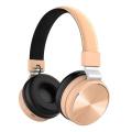 High quality stereo sound headband bluetooth headphone