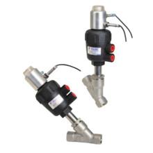 Válvula neumática de Swith de ángulo neumática asiento válvula rápido válvula de Control