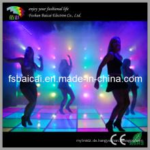 LED beleuchtete Tanzbodenleuchte