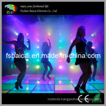 LED Illuminated Dancing Floor Light