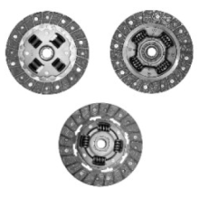 K619736-0 MD701230 MD701231 Clutch Disc For Mitsubishi 4G32