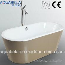 Cupc Aprovado de banheira de hidromassagem acrílica sanitária Ware banheiro mobiliário (JL607)